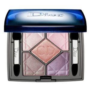 Dior 5-Colour Eyeshadow - Petal Shine 809